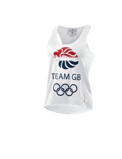 adidas by Stella McCartney Team GB vest