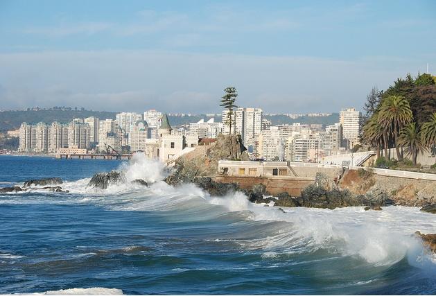 Viña del Mar.  Chile