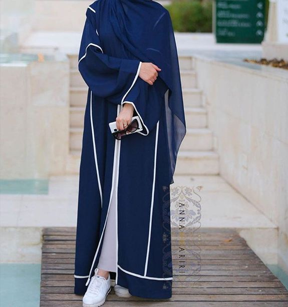 Like the simplicity of the Abaya