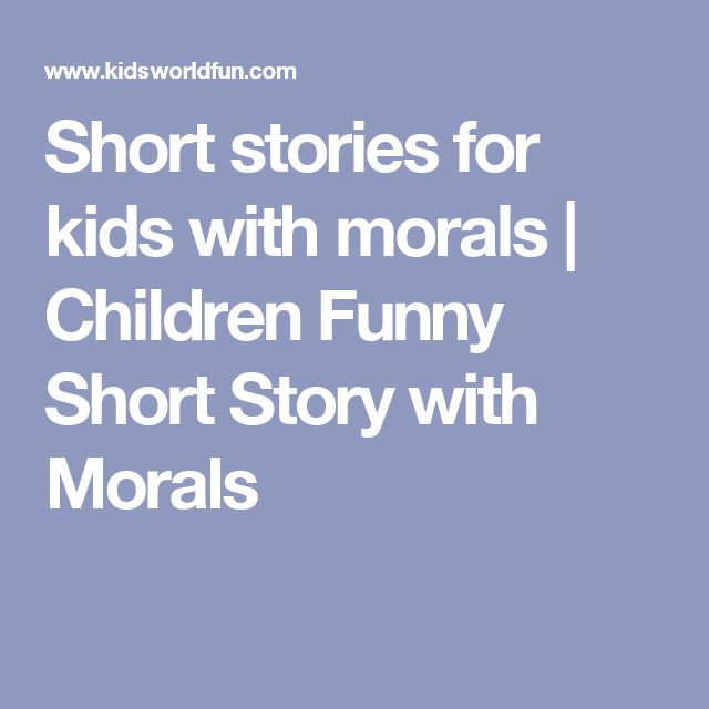 Short stories for kids with morals | Children Funny Short Story with Morals