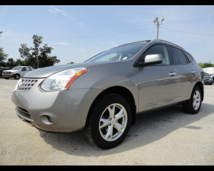 2010 NISSAN ROGUE SL , http://www.localautos.co/for-sale-used-2010-nissan-rogue-sl-pensacola-florida_vid_501766.html