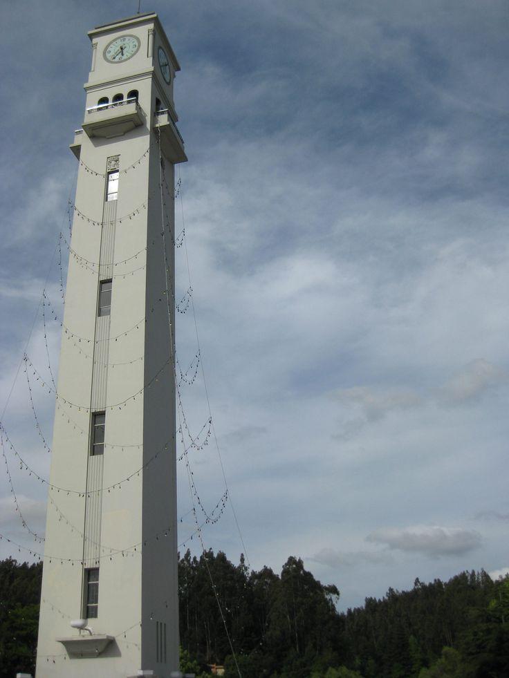 Campanil de la Universidad de Concepción, Concepción, Región del Biobío, Chile