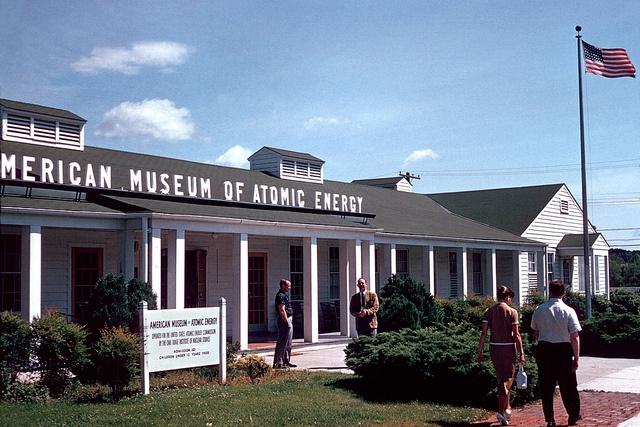 American Museum of Atomic Energy Oak Ridge by doe-oakridge, via Flickr