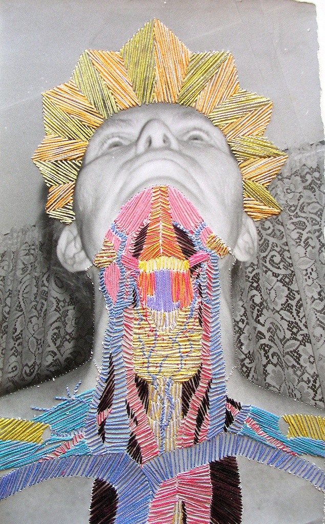 Pinky Bass, 'Contemplating my internal organs', 2002 - 2005.