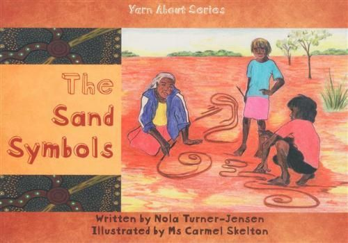 Part of the 'Yarn About' series.  A beautiful story of the sharing of culture.
