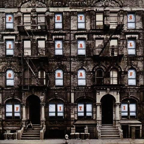 Led Zeppelin -Physical Graffiti