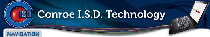 Conroe ISD Technology