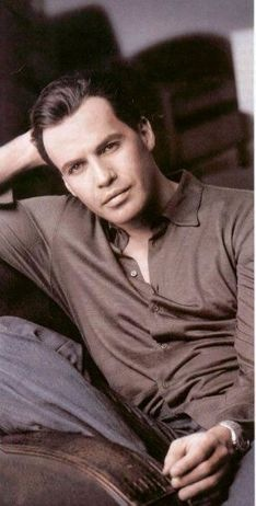 Billy Zane - has been my crush forever.