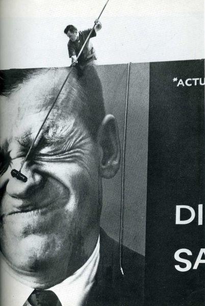 Pendant des années le célèbre magazine américain «Life» publiait une photo humoristique envoyée par ses lecteurs sur la dernière page en clin d'oeil à son lectorat fidèle. La plupart des photos représentent de petites scènes mignonnes et drôles prises au bon moment.