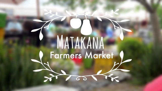 The Matakana Farmers Market is on every Saturday morning in the little village of Matakana, 45 minutes north of Auckland City and it's a goodie. See more over at everywhereyougo.co.nz - a family lifestyle website based in lovely New Zealand.