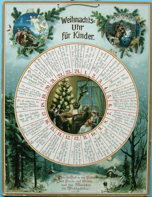 Antique christmas ornaments paper and spun glass advent for Nostalgische weihnachtsdeko