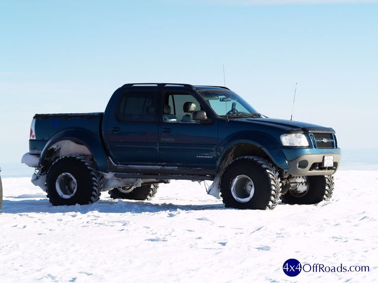 lifted sport trac | The Ford Explorer Sport Trac wallpaper download pictures come in the ...