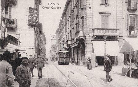 Pavia,_corso_Cavour,_1913.jpg (448×283)
