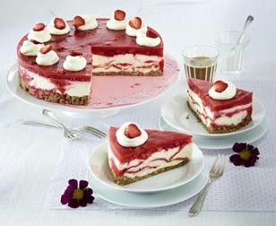 Zutaten fur philadelphia torte