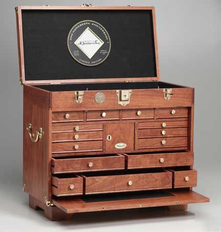 Gerstner Tool Chest - This company is in Dayton!