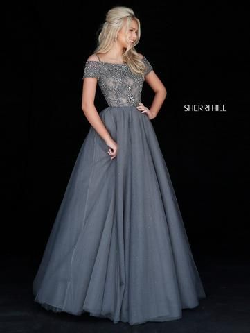 d4057b8a95f Sherri Hill 51450 - GGM - Glamour Gowns and More
