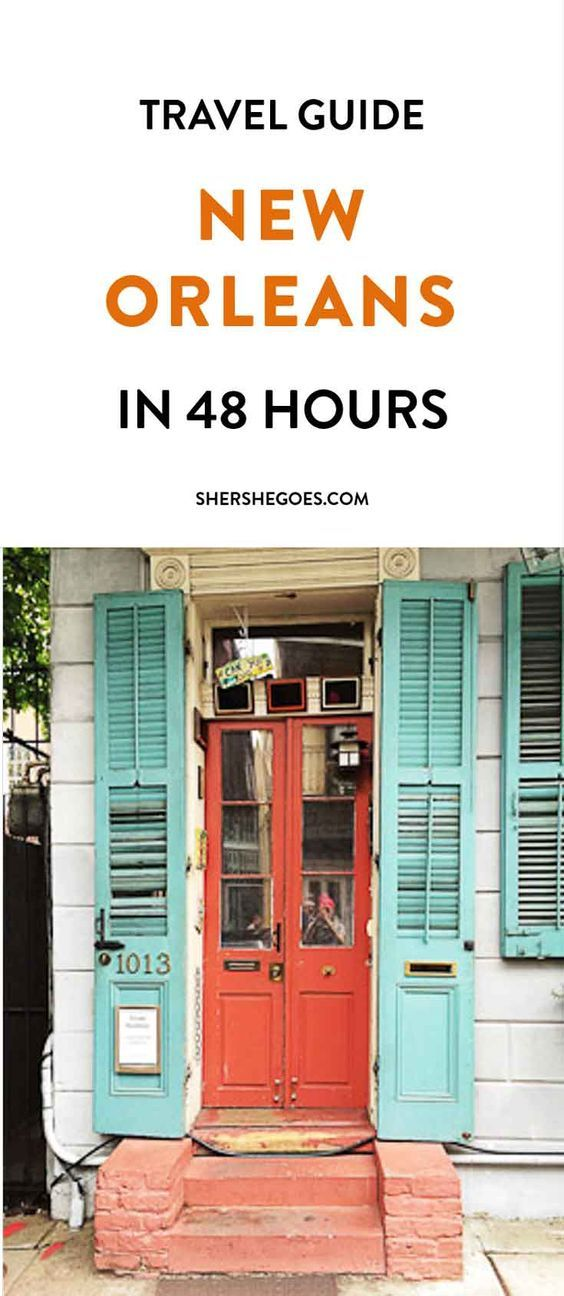 Interested in eating your way through New Orleans? Check out my 4 day itinerary and travel guide to the best food, sights and accomodation in the Bayou - click through to read more.
