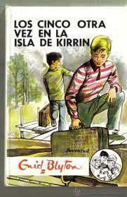 Los cinco otra vez en la isla de Kirrin por Jorge