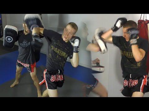 5 Deadly Muay Thai Elbow Combos   Muay Thai Guy