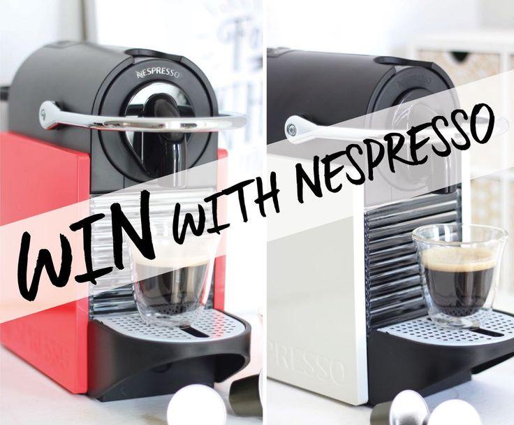 Win A Stylish New Nespresso Pixie Clip Coffee Machine