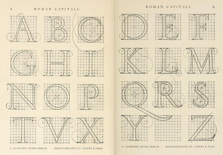 Best 25 Roman Alphabet Ideas On Pinterest Roman Letters