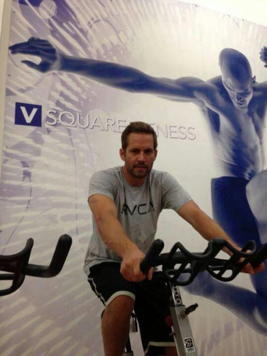 P.W. Are enjoying the bike because he is exercise and I know he is very healthy beautiful man.