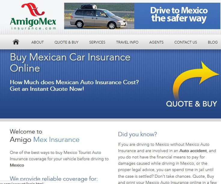 How Much Is Car Insurance For Mexico