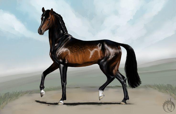 Ildon, the russian stallion https://cz.pinterest.com/pin/514606694894234860/  http://margotshareaza.deviantart.com/art/Ildon-the-stallion-613440370