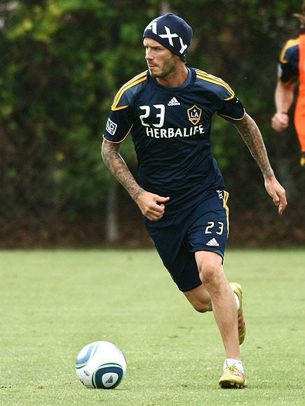 david beckham. love soccer. gigiwong1