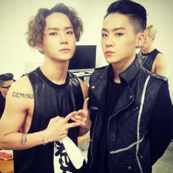 Kwon Twins Young Don And Young Deuk