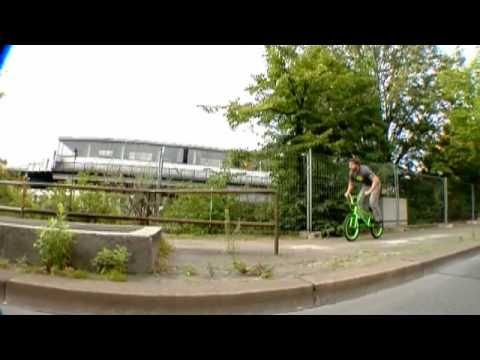 Aaron Ross - Odyssey Electronical DVD - Sunday! Bikes