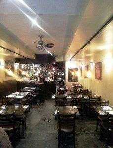 Valens Restaurant in Toronto. Click to read full review on The Neon Leopard Blog!