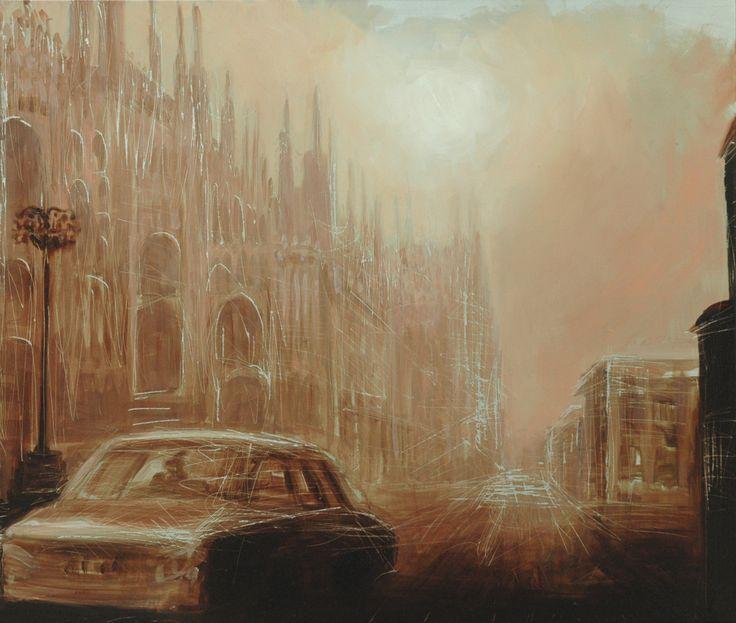 Erica campanella milano senza tempo argentum painters for Senzatempo milano