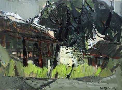Chenminghua, Meishan6 on ArtStack #chenminghua #art