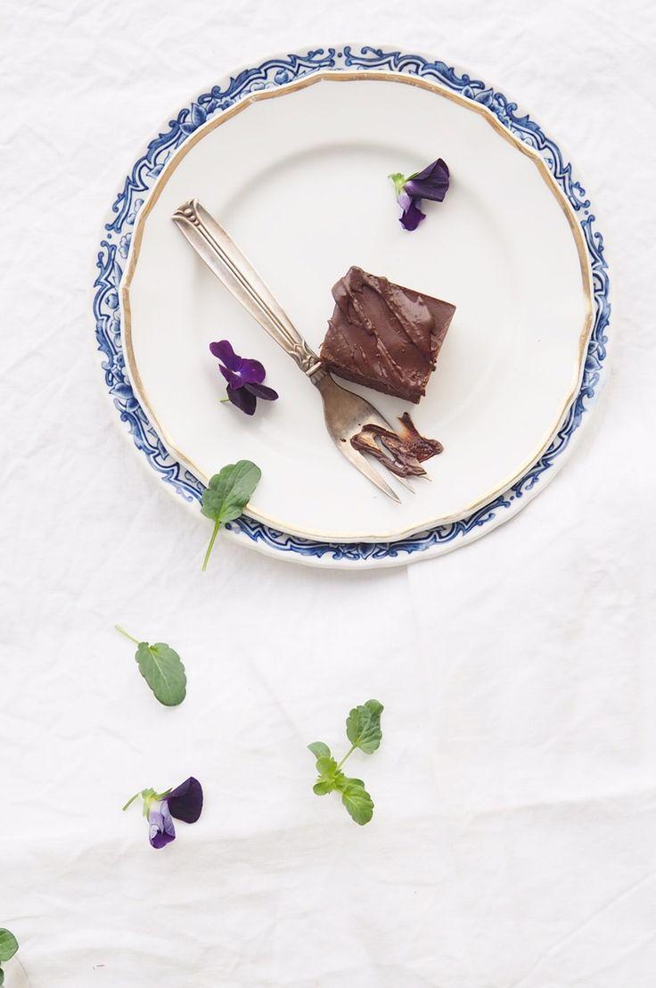 Jauhottomat ja pähkinättömät browniet