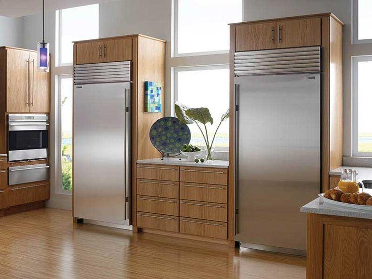 Subzero Products All Fridge And All Freezer Columns