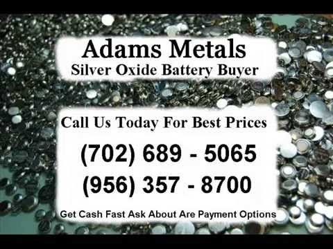 Silver Oxide watch batteries buyer phoenix az We Buy Used Silver Oxide Watch Batteries Worldwide Buyer Call For Prices Today (702) 689 -5065 Also Buy …   source   ...Read More