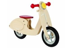 #vespa #scooter #janod #regalo #albero