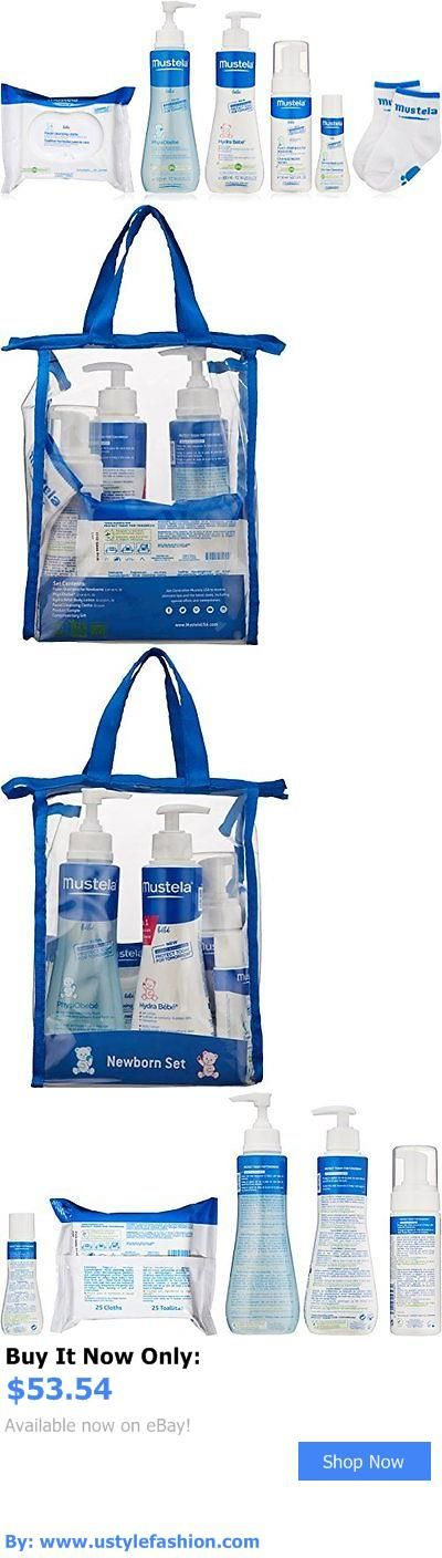 Baby Skin Care: Mustela Newborn Gift Set New BUY IT NOW ONLY: $53.54 #ustylefashionBabySkinCare OR #ustylefashion