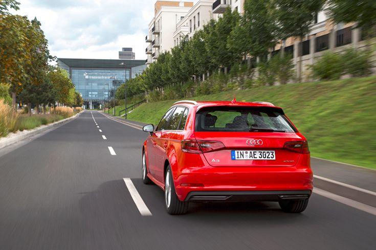 #Audi #A3 #Sportback e-tron im Test - #Hybrid