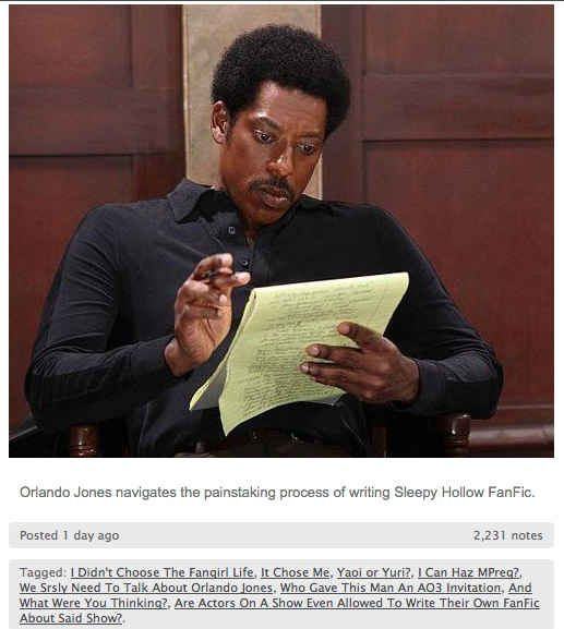"""Community: 20 Times The Cast Of """"Sleepy Hollow"""" Proved They Are Utterly Adorable"""