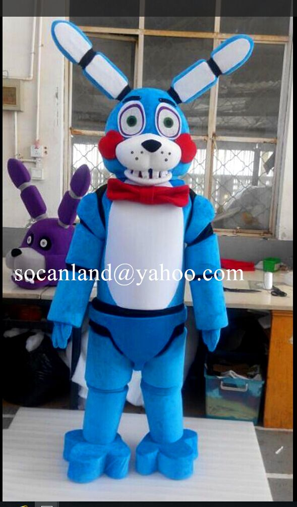 Mascot costumes five nights at freddy s and costumes for halloween on