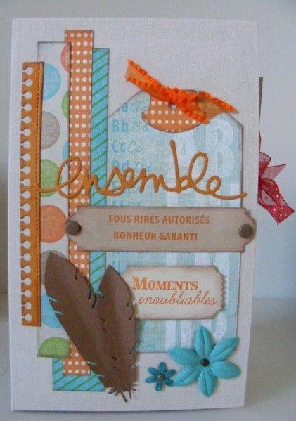 Belle idée de mini de ESTELLE: http://estelle56.over-blog.com/article-album-ensemble-crop-de-tourch-quimper-120906326.html