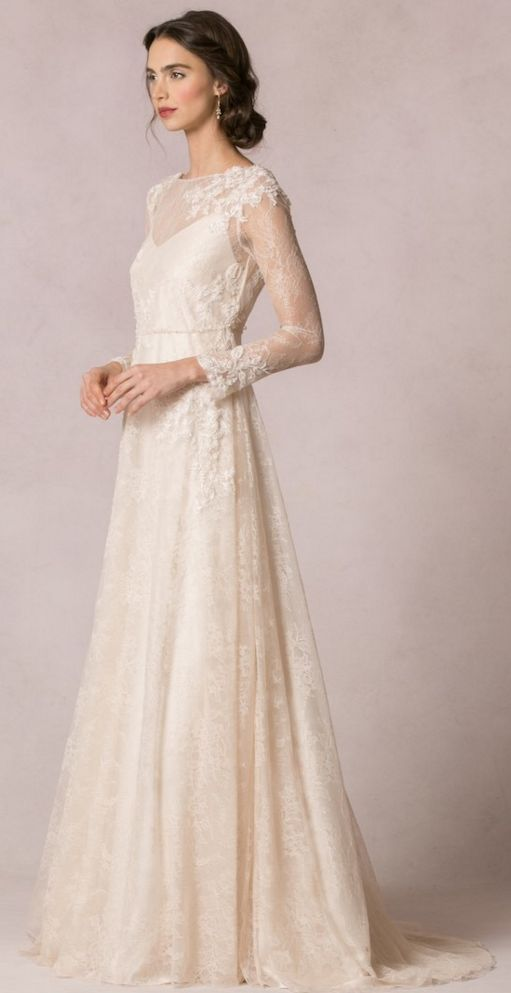 Elegant Jenny Yoo wedding dresses; Lookbook Photographer: JJ Ignotz Photography   Campaign Shoot Photographer: Caroline Tran Photography