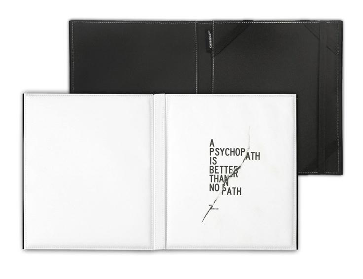 Psychopath iPad case #caseable artist design by Wordboner: Tablet Cases, Psychopath Ipad, Ipad Case, Case Caseable, Caseable Artist