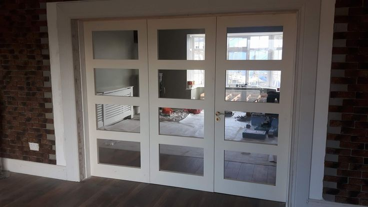 Bifold doors by Murphy Larkin Timber Products