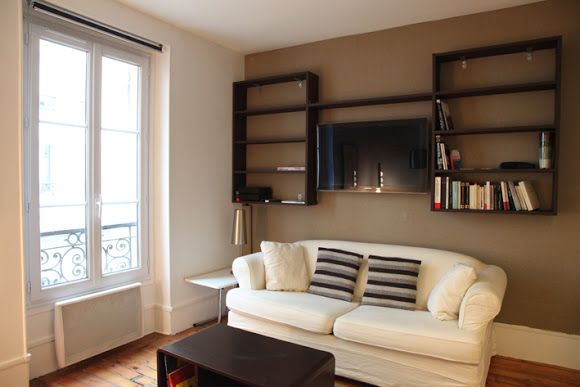 One Bedroom Apartment with Stylish design and elegant decor in the heart of Paris at Montramartre