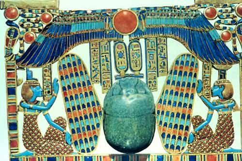 """""""Yo soy Kepher, el discípulo; cuando abra mis alas , resucitaré"""". Proverbio griego"""