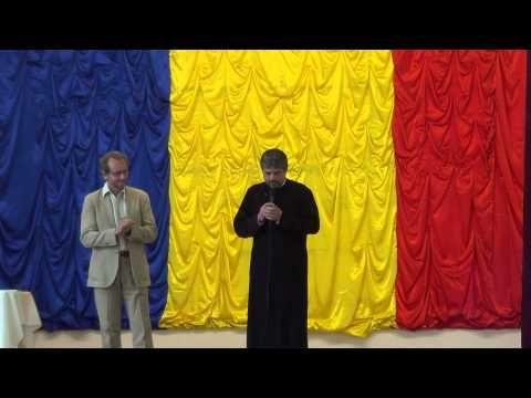Dan Puric - Mărturisindu-i pe Marturisitori - Comănești-Bacău - partea1