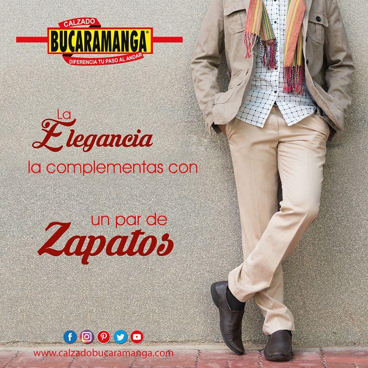 La elegancia la complementas con un par de #zapatos. www.calzadobucaramanga.com